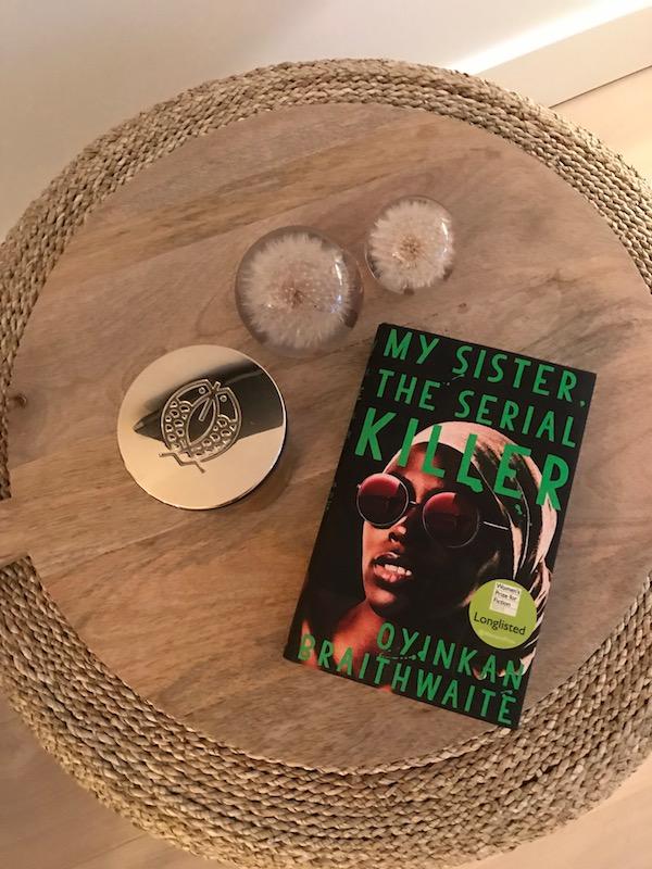 Review: My Sister the Serial Killer by Oyinkan Braithwaite