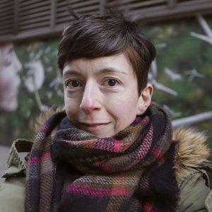 Katy McNair winner of BPA First Novel Award