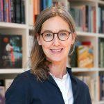 Caroline Wood, 2020 First Novel Award Judge