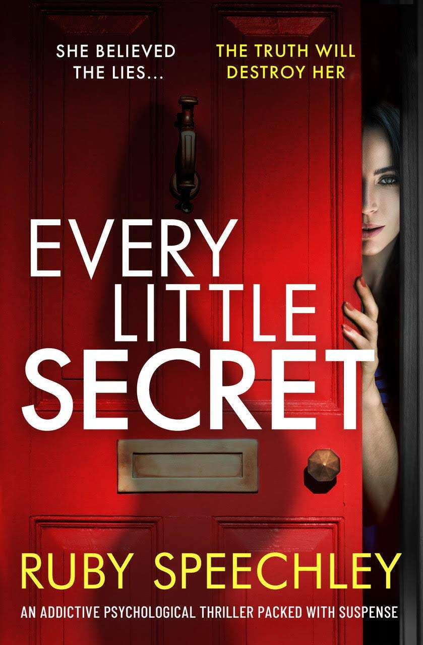 Every Little Secret, Ruby Speechley – Blue Pencil Agency Editorial Services