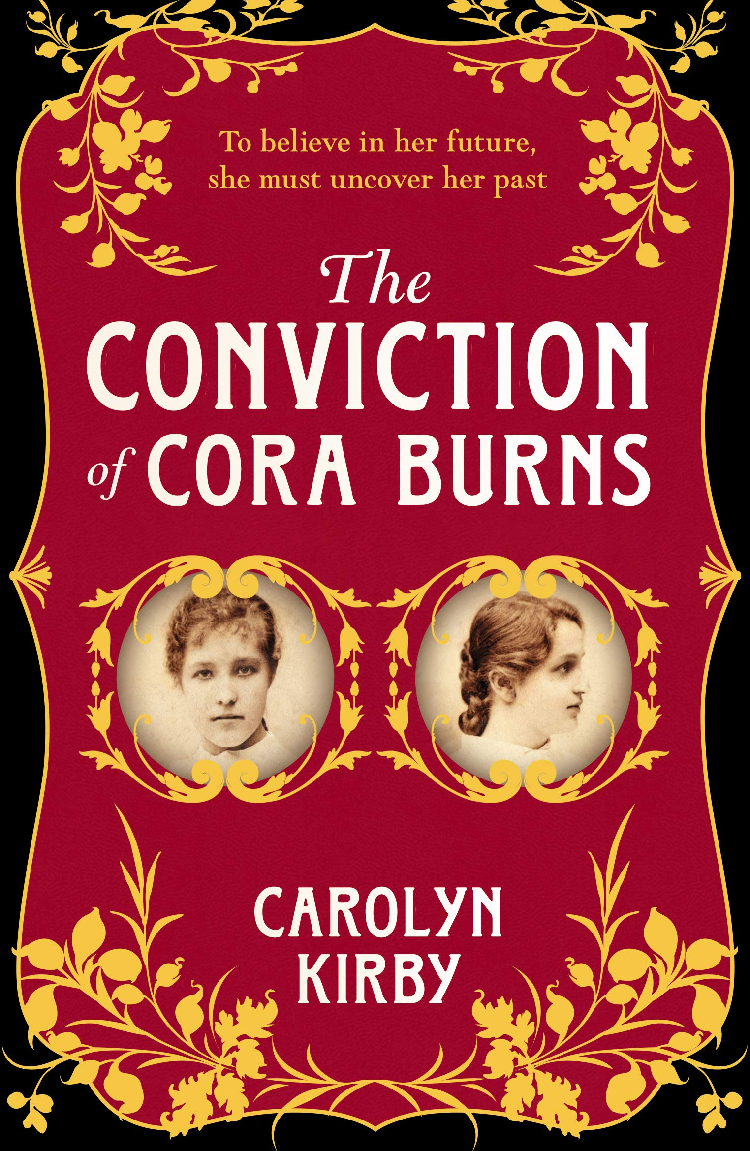 The Conviction of Cora Burns, Carolyn Kirby – Blue Pencil Agency Editorial Services